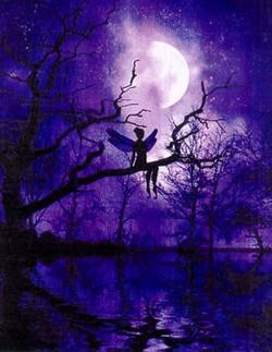 画像1: クロスステッチ図案Celestial Night-HAED(Heaven and Earth Designs) (1)