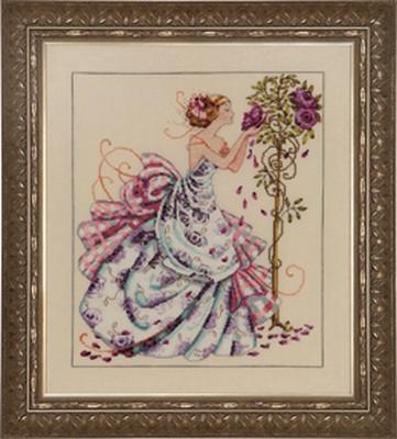 画像1: クロスステッチ図案 Roses of Provence - Mirabilia(ミラビリア) (1)