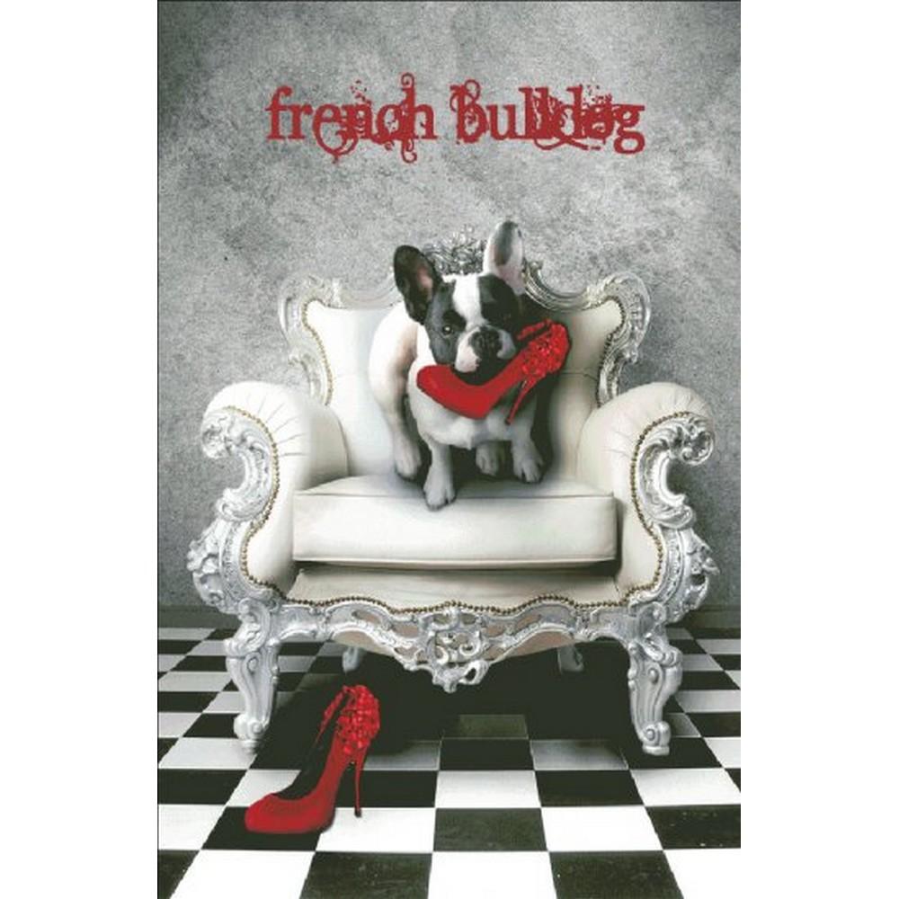 画像1: French Bulldog -  HAED(Heaven And Earth Designs) クロスステッチキット (1)