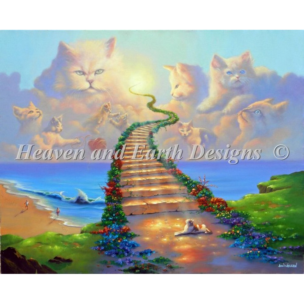 haed heaven and earth designs クロスステッチ図案 チャート mini all