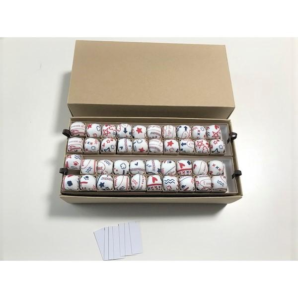 画像1: ピンクッションニードルオーガナイザーBトリコロール柄40個入り箱付き (1)