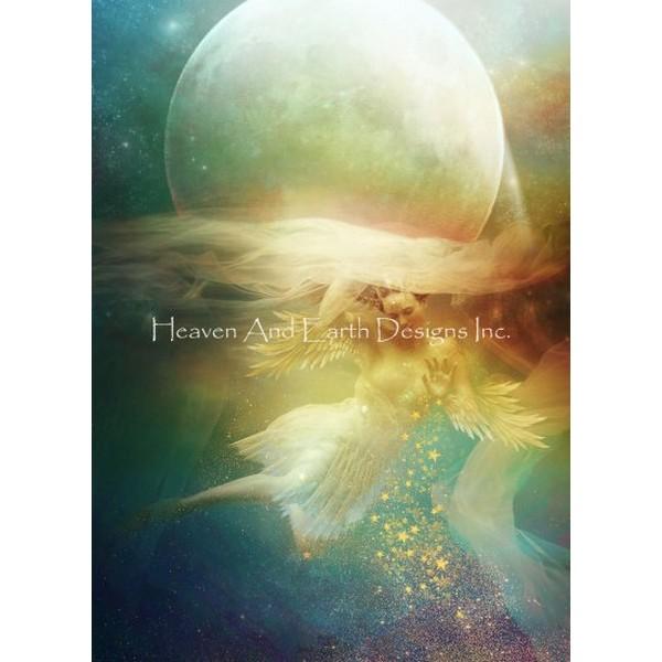 画像1: クロスステッチ図案Stardust JDGM-HAED(Heaven and Earth Designs) (1)