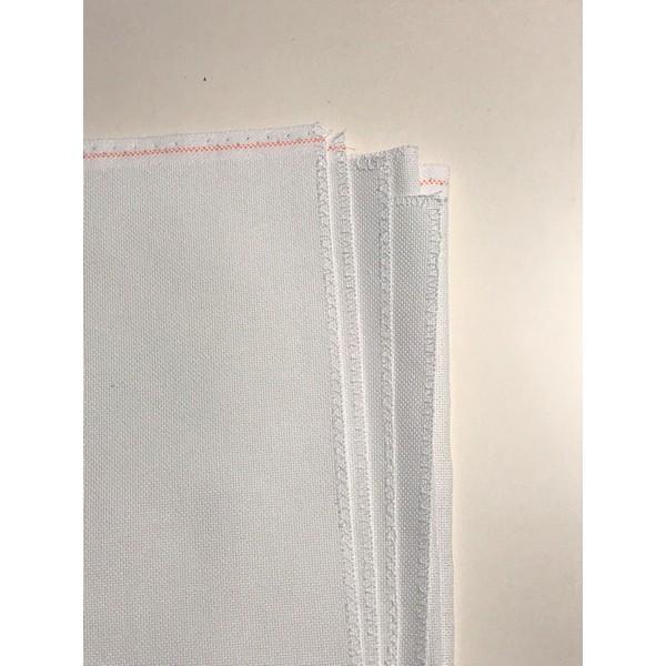 画像1: 布縁かがり 48 x 68cm (1)