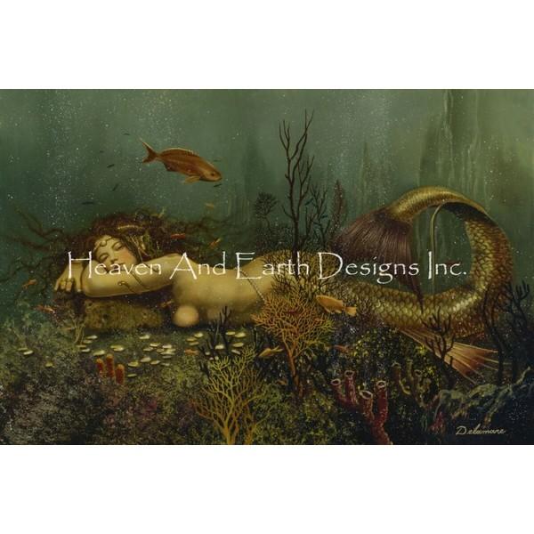 画像1: クロスステッチ図案 The Gypsy Medina-HAED(Heaven and Earth Designs) (1)