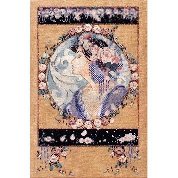 画像1: クロスステッチ 図案 English Roses - Mirabilia(ミラビリア) (1)