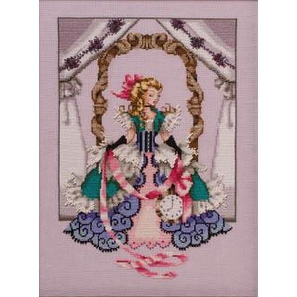 画像1: クロスステッチ 図案 Alice - Mirabilia(ミラビリア) (1)