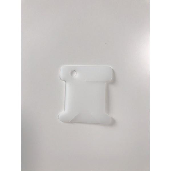 画像1: プラスチック製糸巻き台紙25枚入り海外輸入 (1)