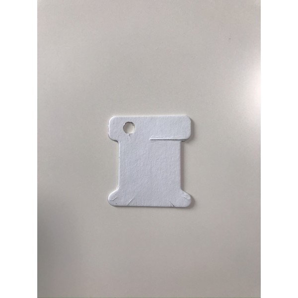 画像1: 紙製糸巻き台紙25枚入り海外輸入 (1)